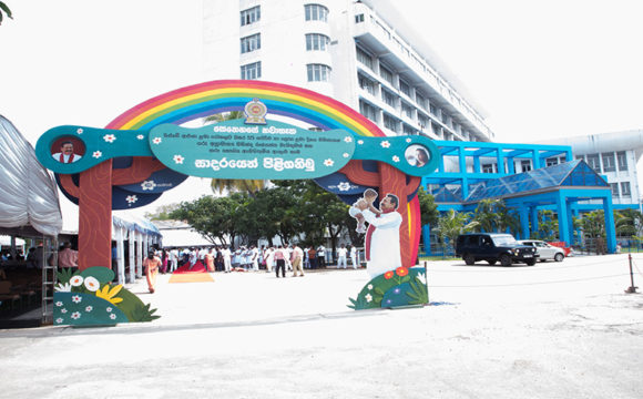 Celebration of 125 Years – Prime Minister's visit to LRH